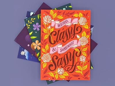 Custom Notebook Covers design print digital lettering lettering typography custom art illustration coverdesign