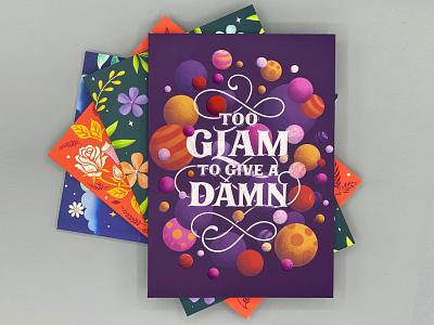 Custom Notebook Covers coverdesign design print digital lettering lettering typography custom art illustration