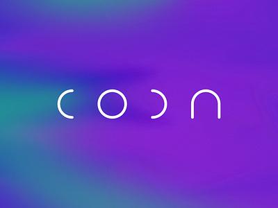 CODA logo green blue violet mark branding logodesignersclub logodesigner logodesign dailylogo logo