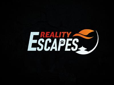 Reality Escapes escape reality logo