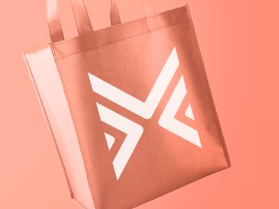 Mijo Logo minimal geometric logo m