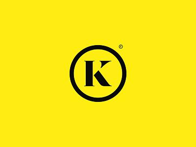 Koohii Brand Identity Concept graphic design brand identity visual identity k monogram geometric logodesign design branding minimal logo