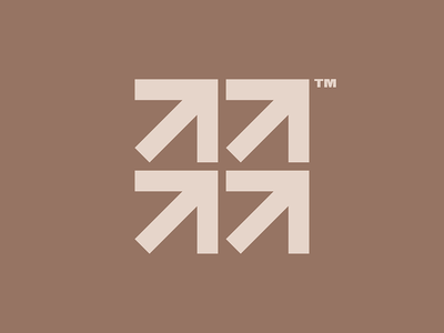 Pure Progress Ltd. Log & Brand Identity visual identity brand identity mockup graphic design monogram geometric logodesign minimal design branding logo