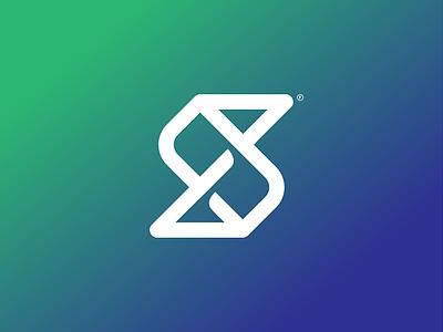 Logo Concept for SocialDeal sd d s graphic design monogram geometric minimal logodesign design branding logo