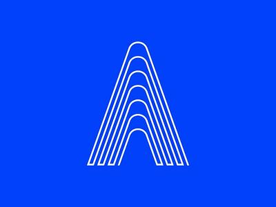 A logo exploration branding exclusive elegant simple minimal thin line logo a