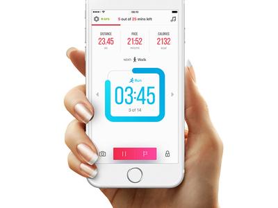 Workout Screen