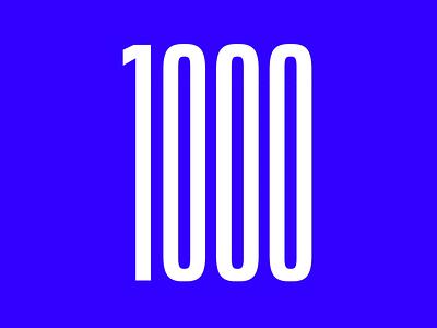 Celebration instagram post blue brand identity brand visual identity video typography animation typographic visual design animation typography identity branding minimal design