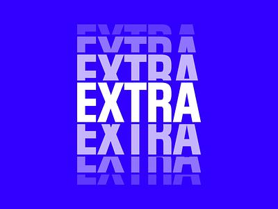 Announcement blue minimalist type animation animation instagram post visual identity visual design brand brand identity typography identity branding minimal design