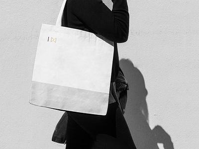 Imatra · Tote Bag vector typography photography branding photography minimal identity design branding logo