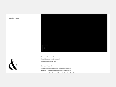 Opening Introduction Video ux ui interaction design interaction typography minimal design