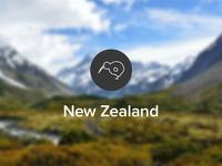 Kiwi Destination Icon for Preferred Vacations