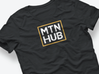 Mountain Hub Logo Option