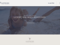 Sapphire Hompage