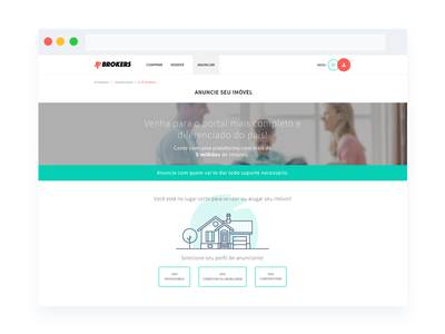 JP Brokers - Advertise your property real estate design immobile app design app web design real estate design web immobile