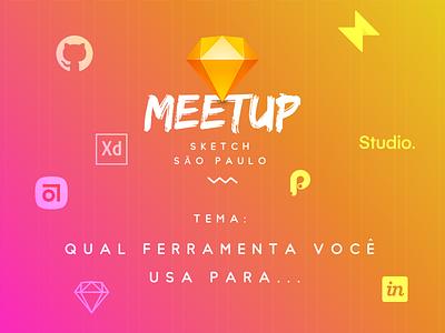 Sketch Meetup São Paulo design system são paulo sp lean event meetup sketch