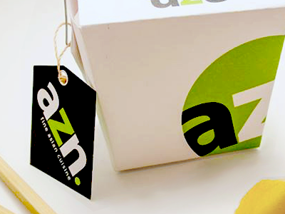 AZN Take-Out Food Packaging Design
