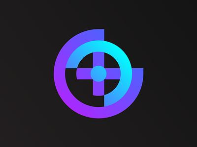 Physicians Health & Retirement Program — Final geometric physicians doctor logo health