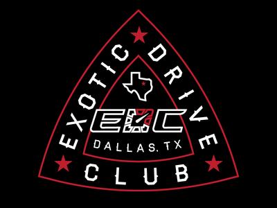 Exotic Drive Club - Tshirt Concept 3