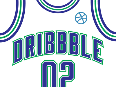 2 Dribbble Invites vintage wolves jersey retro jersey wolves new jersey minnesota timberwolves dribbble invites