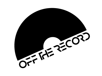 Off The Record  identity branding design logo
