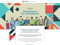 Marketing - Seminar RSVP Landing Page