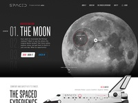 SPACED Challenge - Homepage