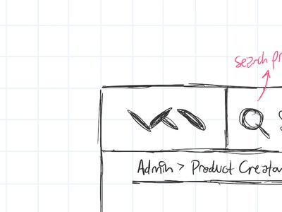 Admin Product View V2 e-commerce ecommerce dashboard