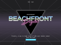 BeachfrontDigital Soft Launch