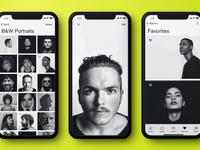 B&W Portraits