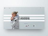Waterproof Hoodie Header