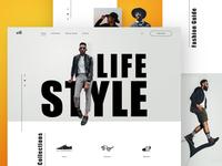 Men's Lifestyle Site