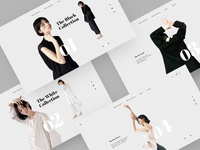 Fashion Headers