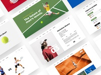 Tennis pages