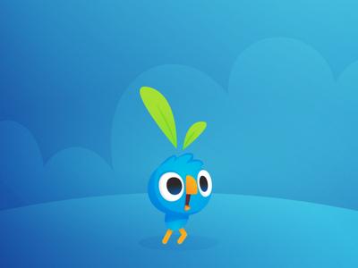 Blu Character