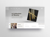 STRIIIKE Homepage Exploration