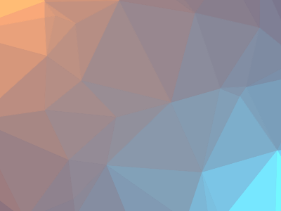 Example pattern from my tool triangles polygons delaunay