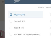 Multilingual Options
