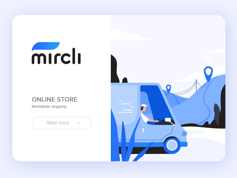 Mircli ill dribbble 2