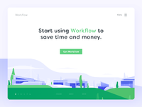 Workflow footer dribbble1