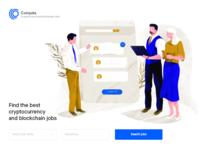 Illustration for the coin.jobs