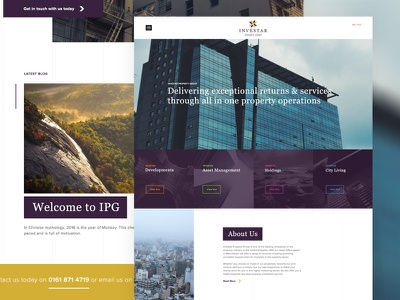 Home Page Concept madebyshape shape homepage web design design ux ui