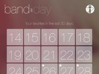 Ios7 ui app calendar