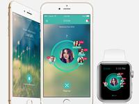 Circle Lynx iPhone & Apple Watch App