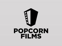Popcorn films logo