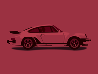 Porsche 911 whaletail