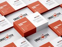 Smart Tech Solution | Business Card