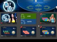 Game Lobby design