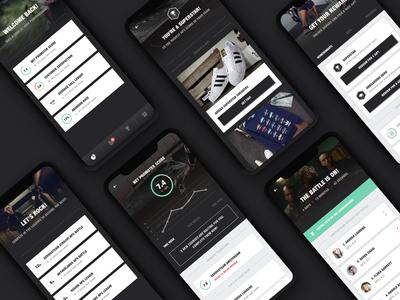 NPS App - Concept