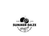 Summer daze bw
