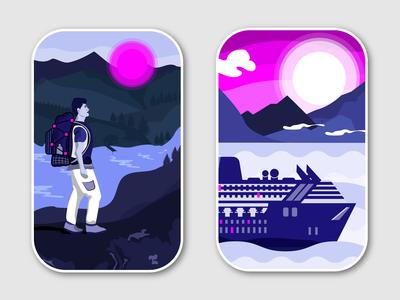 Travel Illustration 5